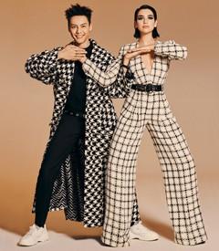 陈伟霆携Dua Lipa登《VogueMe》六月刊封面