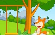 耍聰明的狐貍栽在自己手上