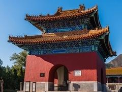 世界遗产在北京 十三陵 帝陵传奇