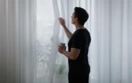 宜家推出可净化空气窗帘?
