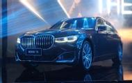 新BMW7系廣州榮耀上市