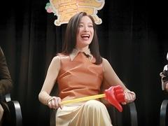 第一百二十六期 张震自认吴彦祖更帅 倪妮被廖凡打到送医院!