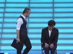 """191cm小伙坐着面试 涂磊老师直言""""压力山大"""""""