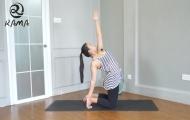 瑜伽后弯总是练不了?
