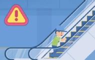 遭遇乘梯事故如何自救?