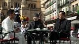 """《使徒行者2》正片片段 張家輝古天樂西班牙上演""""牛群飛車"""""""