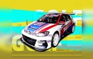 TCR赛事和高尔夫赛车