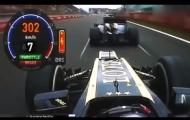 賽車史上經典超車鏡頭