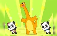 跟着恐龙一起来欢呼吧