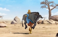 阿貢 :奔跑精神