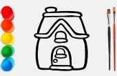 炫彩冰激淩和小房子!