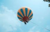 泉州首个热气球体验