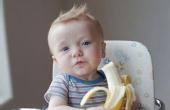 吃香蕉可以缓解宝宝便秘?