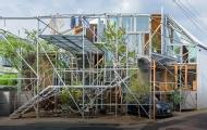 東京 鋼管森林之家