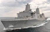 美海军激光炮出海测试