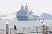 美向日增派2万吨巨舰到位