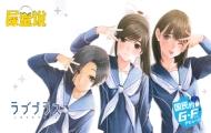 日本國民級女友雜談