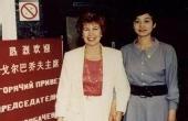 她是中国第一美女保镖