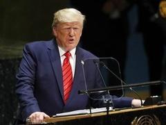 特朗普批准追加对伊朗制裁