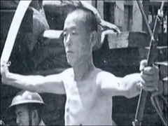 珍贵的无声影像,记录了中日双方战场鏖战的真实场景
