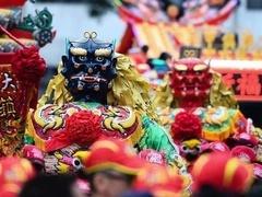 台中大甲妈祖绕境活动宣告延期举办