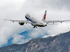 开辟拉萨航线:起降高原机场凶险史无前例