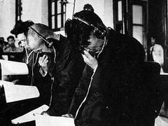 审判前夜,对日军暴行的血泪控诉