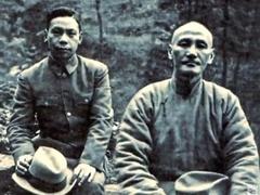 蒋介石在大陆的最后10天,玩火自焚直至输的精光仓皇逃离大陆
