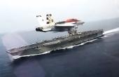 为何美航母飞行员当舰长