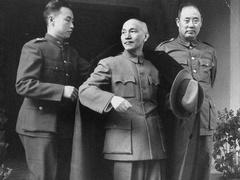 蒋介石在大陆的最后10天,从政生涯中最心酸一刻