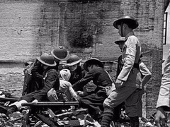 手榴弹大决战,探索台儿庄战役的惊天逆转
