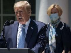 白宫防疫:政治算计胜过对抗病毒