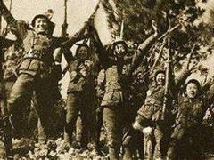 蒋介石与桂军抗战:昆仑关战役打响,战斗惨烈空中打斗