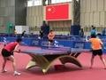 樊振东、王艺迪分获队内赛男女单打冠军