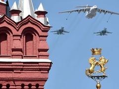 """俄罗斯再次进入""""阅兵时间"""""""