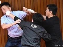台监察机构人事案引爆蓝绿格斗