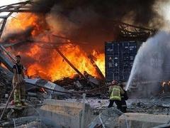 黎巴嫩贝鲁特港大爆炸