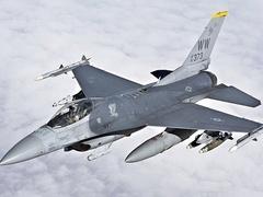 美将售台66架F16战机