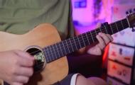 吉他弹唱野孩子《生活在地下》