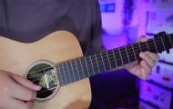吉他弹唱宋冬野《莉莉安》