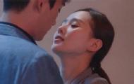 刘诗诗朱一龙吻戏超甜