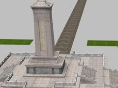 人民英雄纪念碑(上)永恒的象征