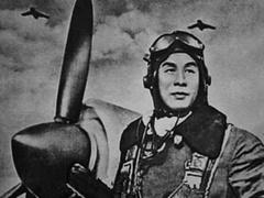 中国第一代王牌飞行员 王延周