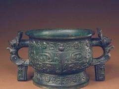 远古的背影,41件青铜斧之谜