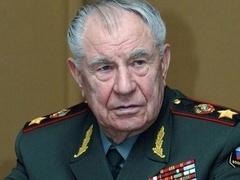 2020远去的背影 苏联最后一个元帅亚佐夫