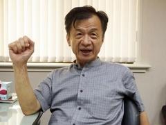邱太三正式上任台陆委会主任