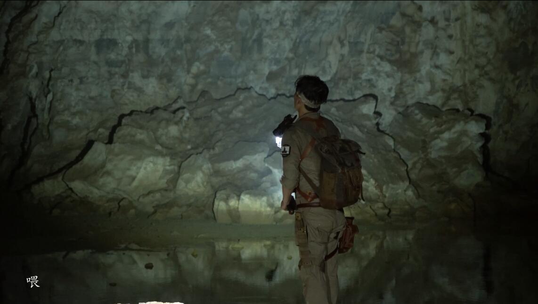 千年洞葬之洞葬内的分头行动