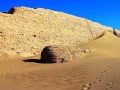寻宝历险记 探秘千年前的沙漠古城
