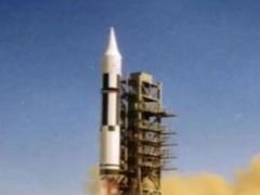 了不起的100年,中国第一枚洲际导弹发射记