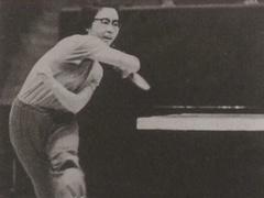 了不起的100年,新中国首位女子世界冠军